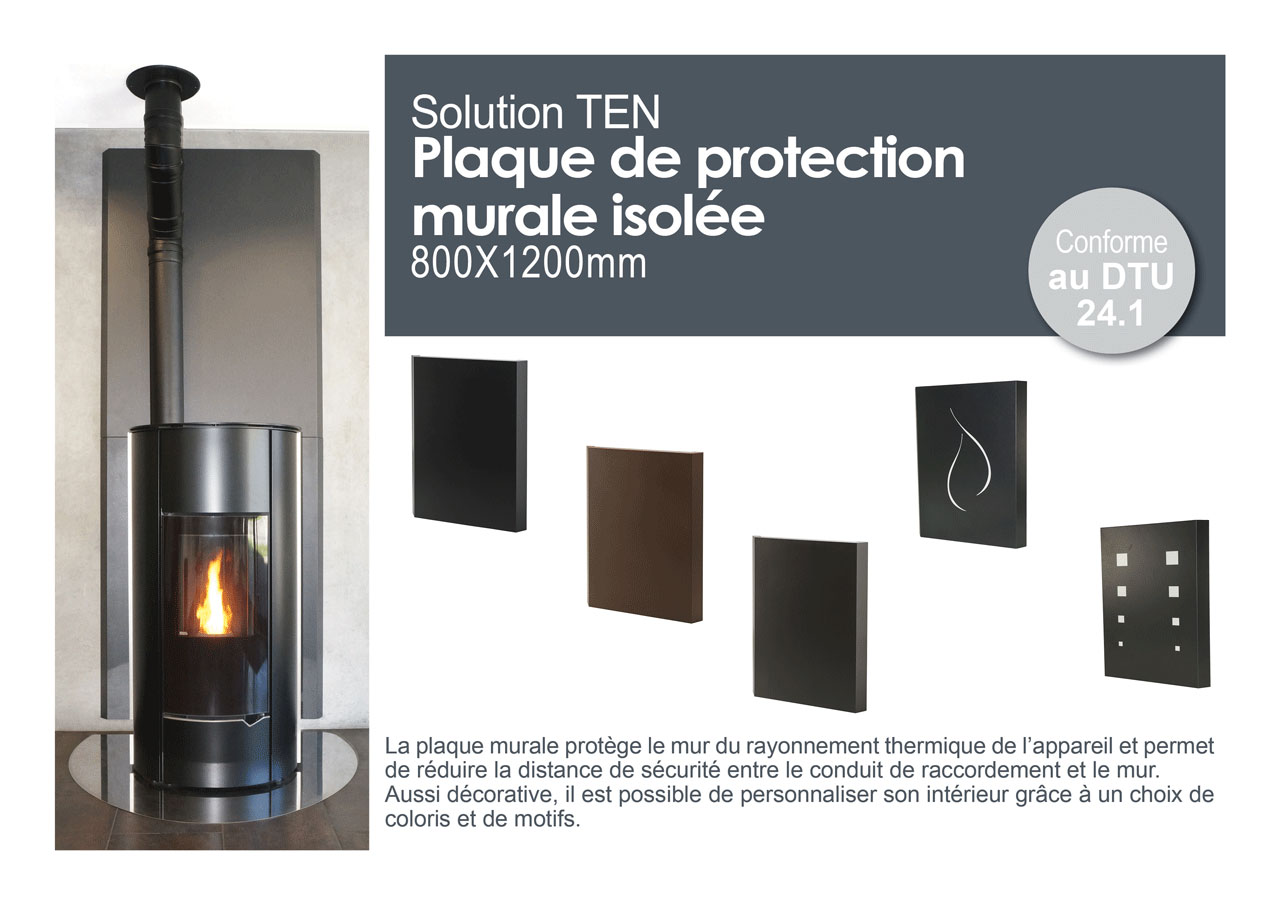 nouveaut plaque de protection murale. Black Bedroom Furniture Sets. Home Design Ideas